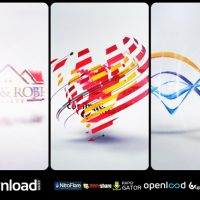 CORPORATE LOGO IX LIGHT – AFTER EFFECTS PROJECT (VIDEOHIVE)