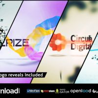 CORPORATE LOGO XV CLEAN EFFECTS – FREE AFTER EFFECTS PROJECT (VIDEOHIVE)