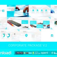 CORPORATE PACKAGE V.2 FREE DOWNLOAD VIDEOHIVE TEMPLATE