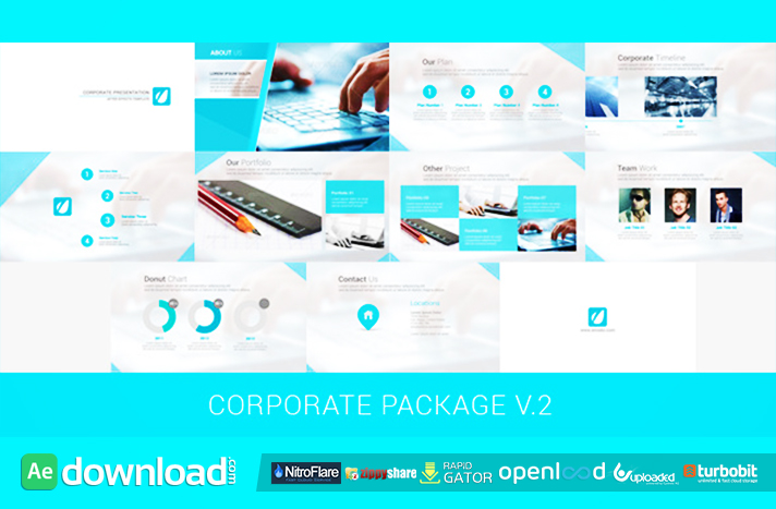 Corporate Package V.2
