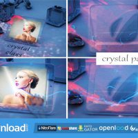 CRYSTAL PAD LOGO – FREE DOWNLOAD AFTER EFFECTS PROJECT (VIDEOHIVE)