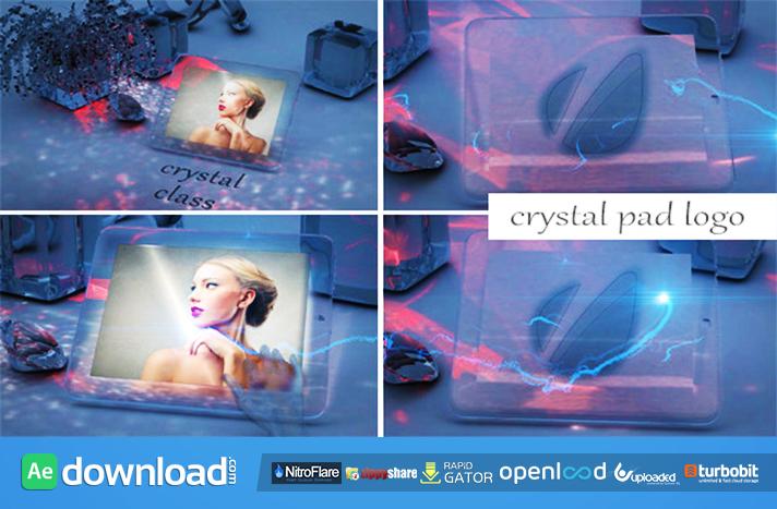 Crystal Pad Logo