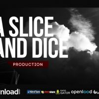 CUTTING EDGE TITLES – FREE AFTER EFFECTS PROJECT (VIDEOHIVE)