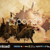 DROPS SLIDESHOW FREE DOWNLOAD TEMPLATE (POND5)