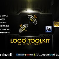 MODERN LOGO TOOLKIT – FREE AFTER EFFECTS PROJECT (VIDEOHIVE)