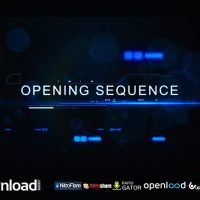 DIGITAL TECHNO OPENING TITLE FREE DOWNLOAD VIDEOHIVE TEMPLATE