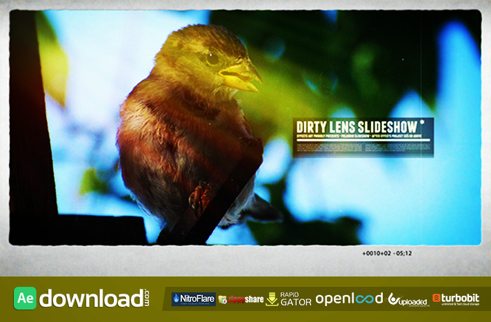 Dirty Lens Slideshow