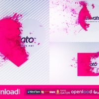 DISINTEGRATION LOGO REVEAL – FREE AFTER EFFECTS PROJECT (VIDEOHIVE)