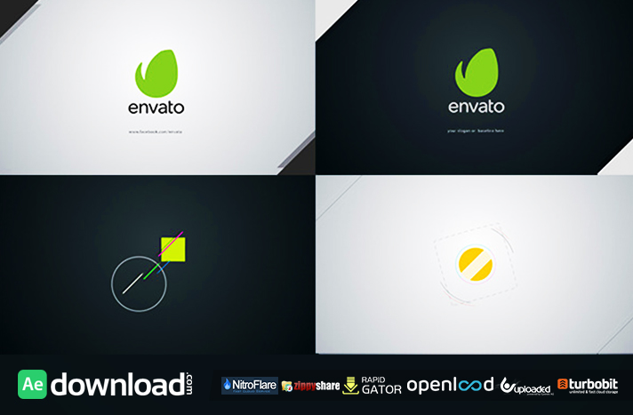 Dynamic Logo Intro