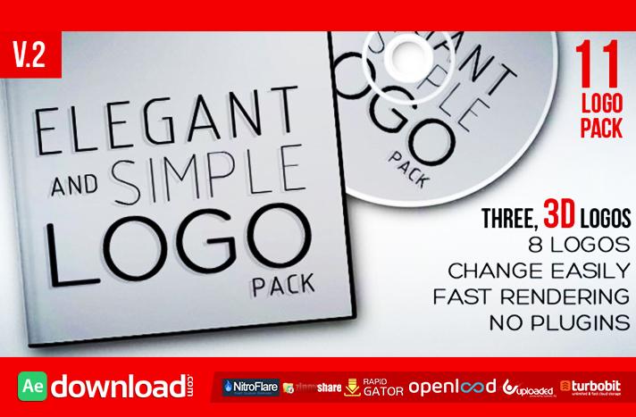 Elegant And Simple Logo Pack