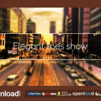 ELEGANT LINES SHOW FREE DOWNLOAD VIDEOHIVE TEMPLATE