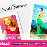ELEGANT SLIDESHOW 8026029 FREE DOWNLOAD VIDEOHIVE TEMPLATE