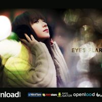 EYES FLARE – FREE AFTER EFFECTS PROJECT