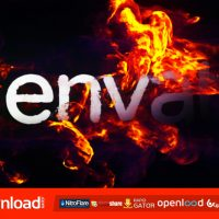 FIRE EXPLOSION REVEAL FREE DOWNLOAD VIDEOHIVE TEMPLATE