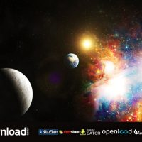 FLY TO SPACE FREE DOWNLOAD VIDEOHIVE PROJECT