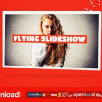 FLYING SLIDESHOW – FREE AFTER EFFECTS PROJECT (VIDEOHIVE)