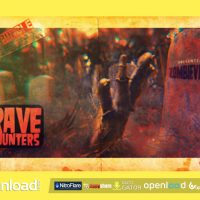 GRAVE ENCOUNTERS: THE LIVING DEAD BUNDLE – AFTER EFFECTS PROJECT (VIDEOHIVE)