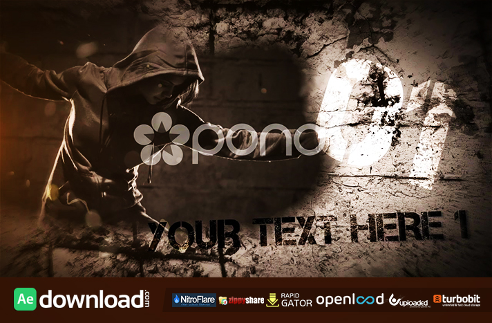 GRUNGE STORY FREE DOWNLOAD POND5 TEMPLATE