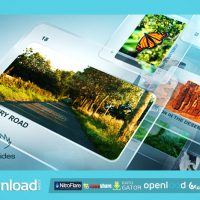 GLASS SLIDES FREE DOWNLOAD VIDEOHIVE AFTER EFFECTS PROJECT