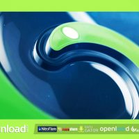 GLOSSY LOGO – FREE AFTER EFFECTS PROJECT (VIDEOHIVE)