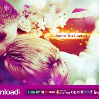 GOLDEN SLIDES – AFTER EFFECTS PROJECT (VIDEOHIVE)
