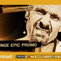 GRUNGE EPIC PROMO – AFTER EFFECTS PROJECT (VIDEOHIVE)
