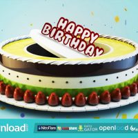 HAPPY BIRTHDAY 5968421 – FREE AFTER EFFECTS PROJECT (VIDEOHIVE)
