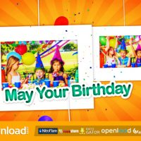 HAPPY BIRTHDAY CELEBRATIONS PHOTO GALLERY – AFTER EFFECTS PROJECT (VIDEOHIVE)