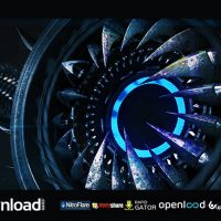 HI-TECH MONSTER – LOGO STING FREE DOWNLOAD VIDEOHIVE TEMPLATE