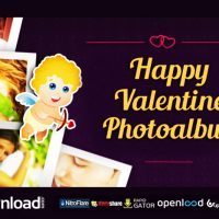HAPPY VALENTINE PHOTOALBUM – AFTER EFFECTS PROJECT (VIDEOHIVE)