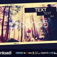 INTO GLITCH OPENER – FREE AFTER EFFECTS TEMPLATE (POND5)