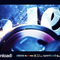 IRON LETTERS – FREE AFTER EFFECTS PROJECT (VIDEOHIVE)