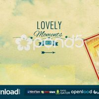 LOVELY MOMENTS – AFTER EFFECTS TEMPLATE (POND5)