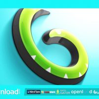 LOGO 3D BEVEL – FREE DOWNLOAD AFTER EFFECTS TEMPLATE (VIDEOHIVE)