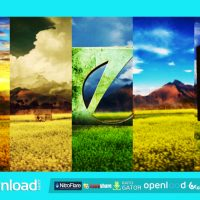 LOGO IN NATURE BUNDLE – FREE AFTER EFFECTS PROJECT (VIDEOHIVE)
