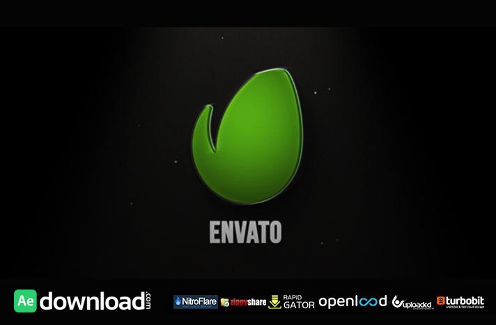 Logo Reveal Swinging Light