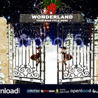 MAGICAL CHRISTMAS NIGHT – AFTER EFFECTS TEMPLATE (POND5)