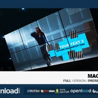 MAGIC QUBE – FREE AFTER EFFECTS PROJECT (VIDEOHIVE)