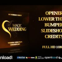 MAGIC WEDDING – FREE AFTER EFFECTS PROJECT (VIDEOHIVE)