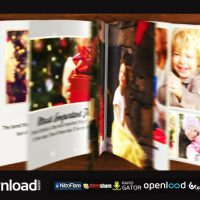 MAGICAL PHOTO ALBUM – FREE AFTER EFFECTS PROJECT (VIDEOHIVE)