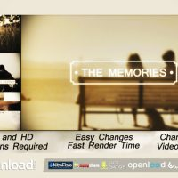 MEMORIES SLIDESHOW (VIDEOHIVE) TEMPLATE – FREE AFTER EFFECTS PROJECT
