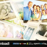 MEMORY JOURNEY – FREE AFTER EFFECTS PROJECT (VIDEOHIVE)