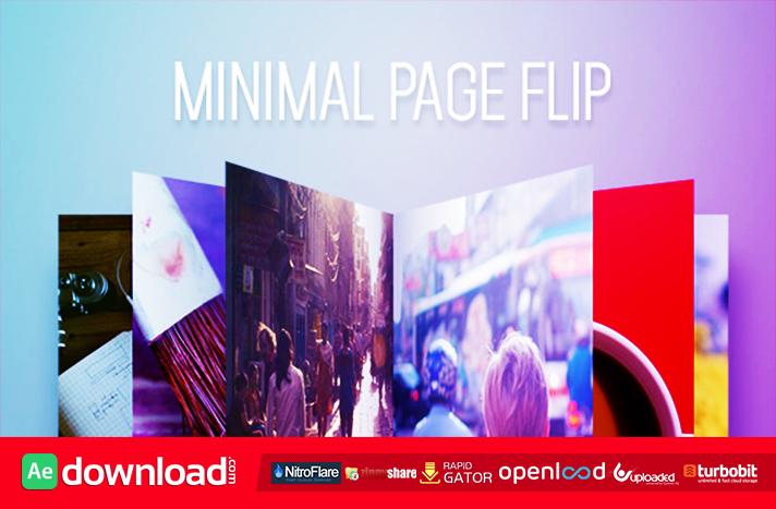 Minimal Page Flip