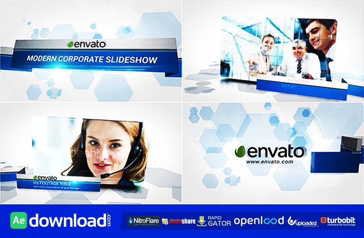 MODERN CORPORATE SLIDESHOW FREE DOWNLOAD (VIDEOHIVE) - Free After