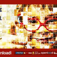 MOSAIC PHOTO REVEAL – AFTER EFFECTS PROJECT (VIDEOHIVE)
