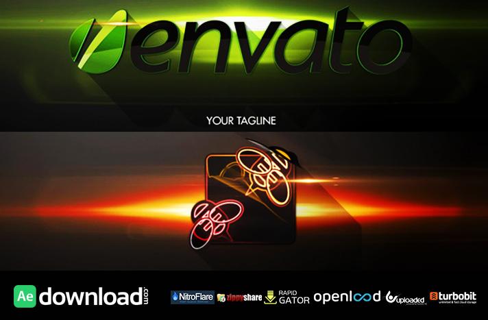 Multilayer Logo Reveal
