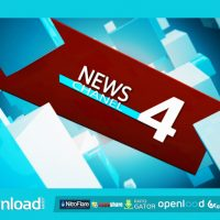 NEWS CHANNEL FREE DOWNLOAD VIDEOHIVE TEMPLATE