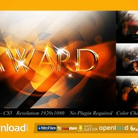 NOMINATION CEREMONY FREE DOWNLOAD VIDEOHIVE AFTER EFFECTS PROJECT
