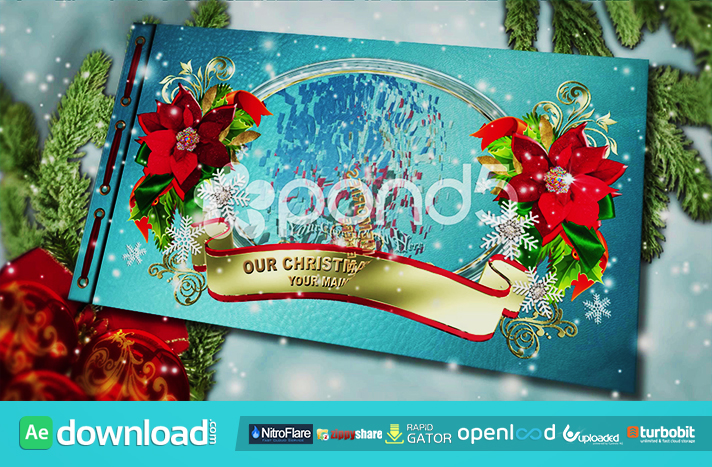 OUR CHRISTMAS MEMORIES ALBUM