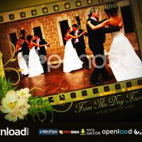 OUR WEDDING FILM MEMORIES – FREE AFTER EFFECTS TEMPLATE (POND5)